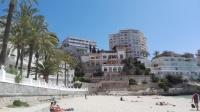 Cala Major Pelican Beach